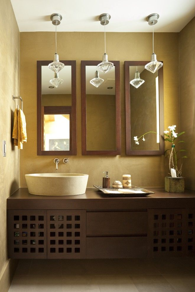 27 Trendy Bathroom Mirror Designs Of 2017