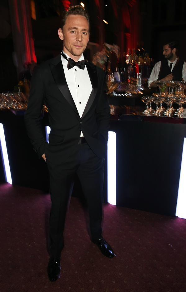 New BFI Ambassador Tom Hiddleston