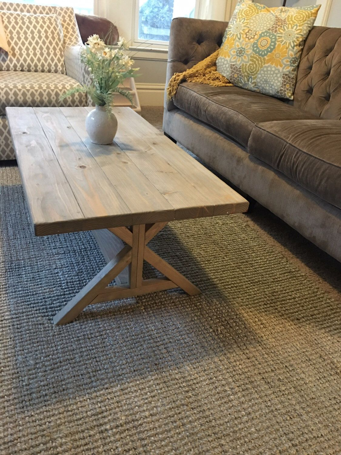 rustic farmhouse coffee table x ends cool coffee tables on modern farmhouse patio furniture coffee tables id=32377