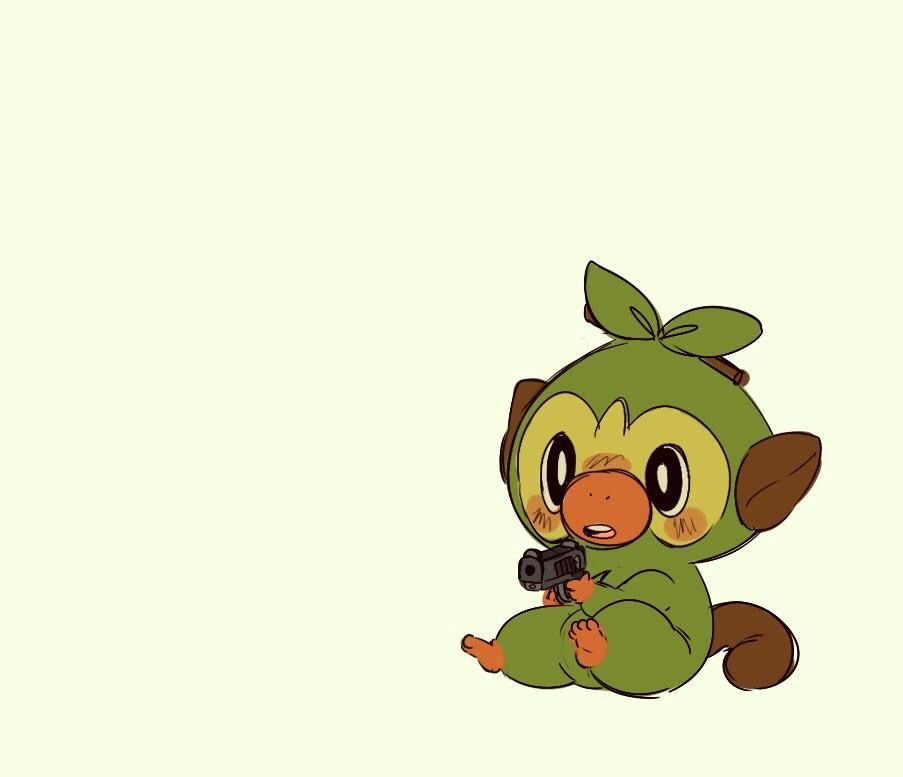 Pin On Pokemon Grookey is one of the starter pokémon available in pokémon sword & shield (releasing late 2019) along with scorbunny and sobble. www pinterest ph