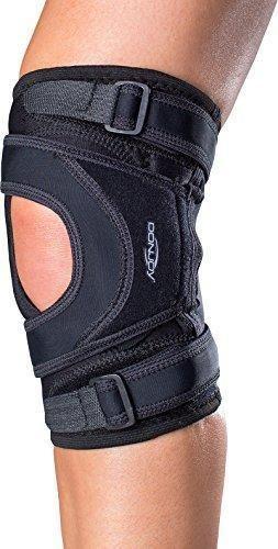 351d3e2f21 DonJoy Tru-Pull Lite Knee Support Brace #knee #kneerecovery  #kneesurgeryrecovery #kneesupport #kneesurgery