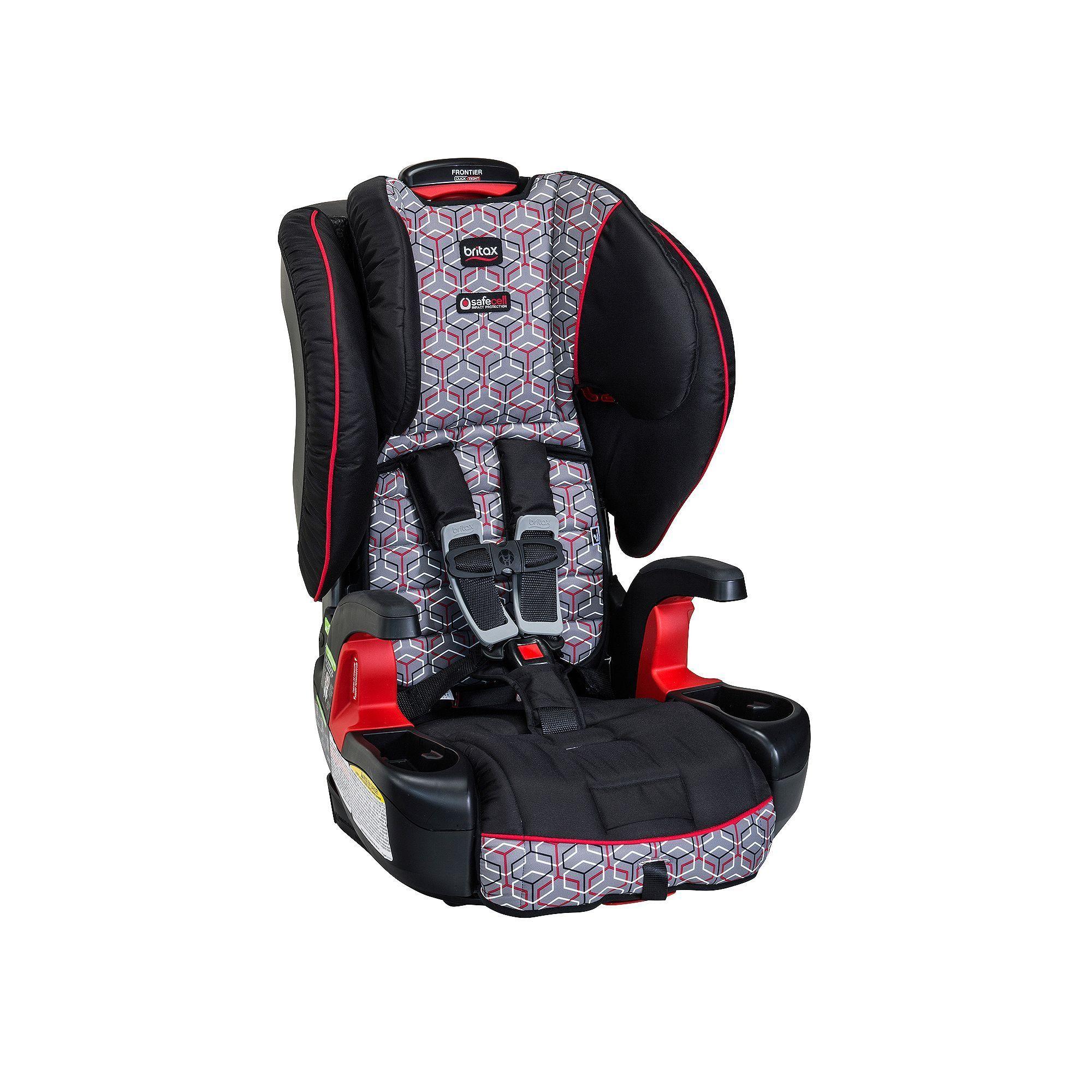 Britax Frontier G1 1 Click Harness 2 Booster Car Seat Multicolor