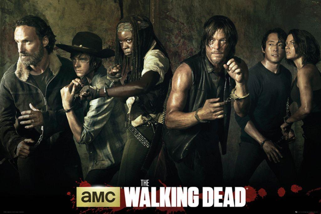 Walking Dead Season 5 Official Poster Walking Dead Wallpaper Walking Dead Season Walking Dead Season 6
