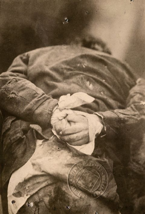 10 Grisly Vintage Crime Scene Photos From Historical CSIs | Posts ...