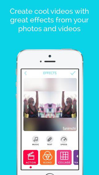Funimate Video Editor Perfect For Selfie Vine Loop Flipagram