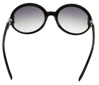 Christian Dior Josephine 1 Gradient Sunglasses