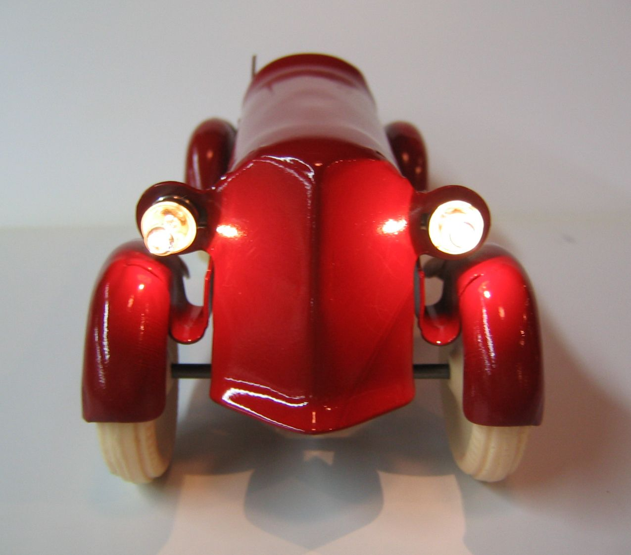 Yep The Racer S Headlights Work Wyandotte Toy Cars Trucks