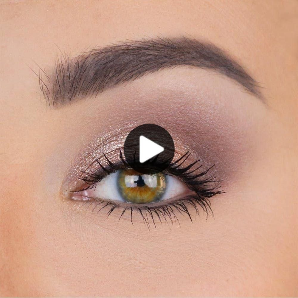 Pin on brown eye makeup