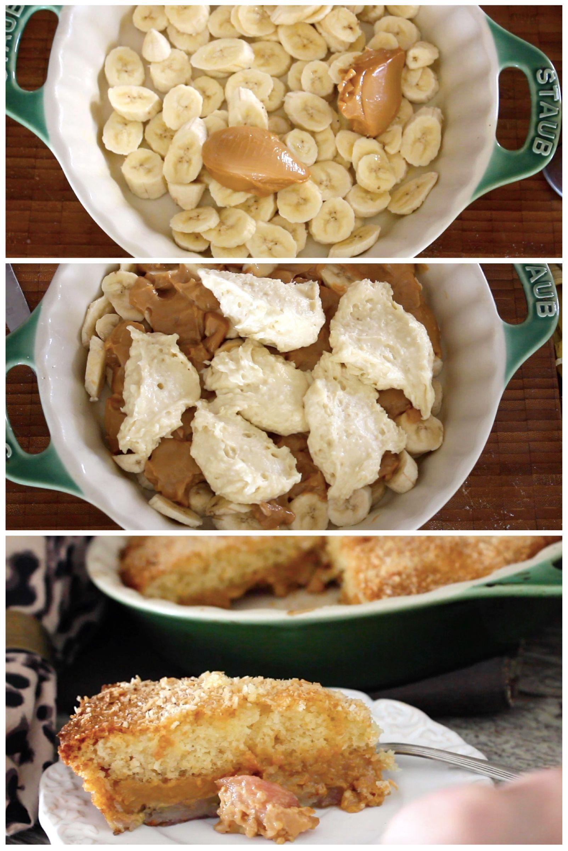 Bolo Torta De Banana E Doce De Leite Com Imagens Receitas