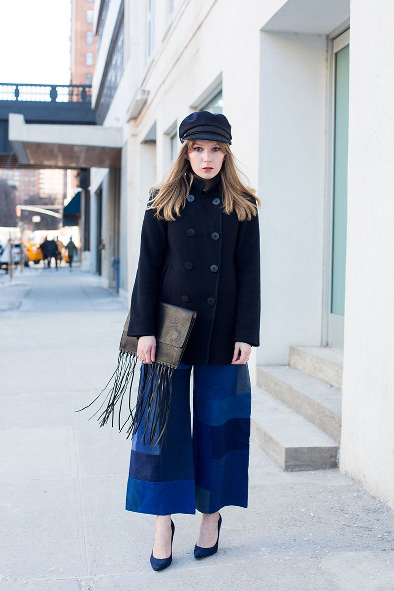 patchwork culottes (fashion squad) | fringes, style and jimmy choo