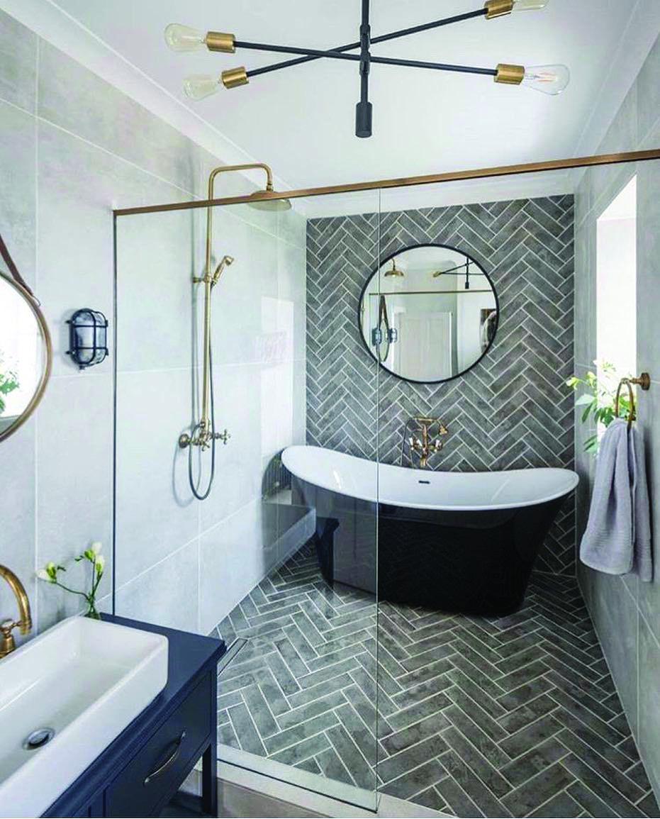 RESTROOM CERAMIC TILE DESIGN SUGGESTIONS | Bathroom Wall ...