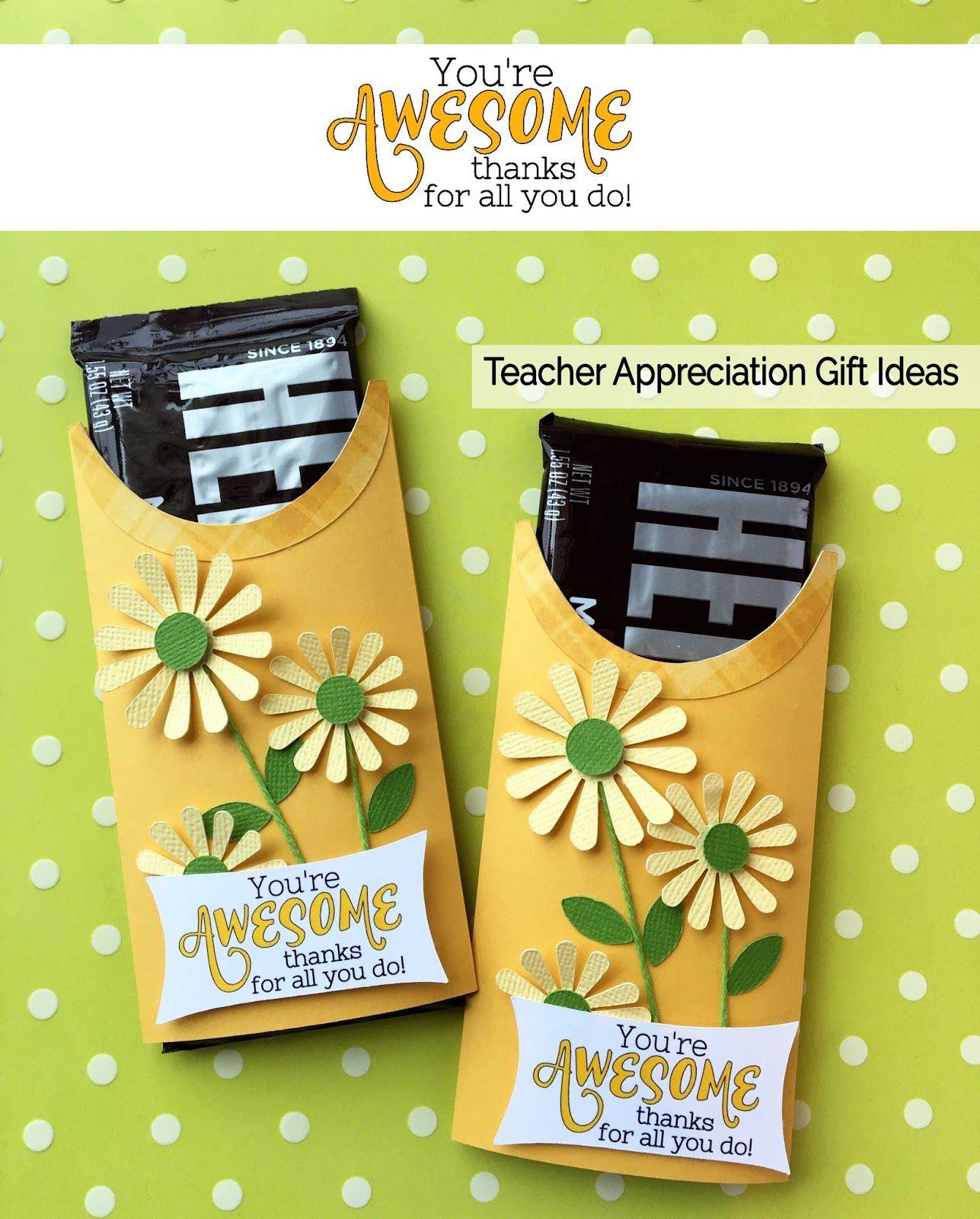 Ideas for Teacher Appreciation gifts | Cards & Paper | Pinterest ...