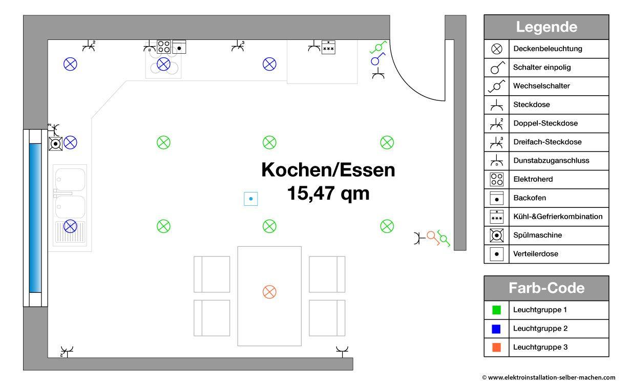 elektroinstallation einfamilienhaus kosten elektroinstallation kosten preisfaktoren beispiele. Black Bedroom Furniture Sets. Home Design Ideas