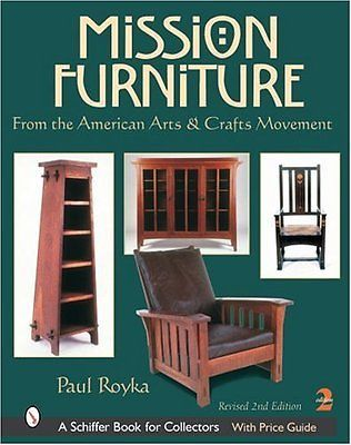 #Mission furniture: from the american arts and #crafts #movement by  paul a. royk,  View more on the LINK: http://www.zeppy.io/product/gb/2/391611579902/