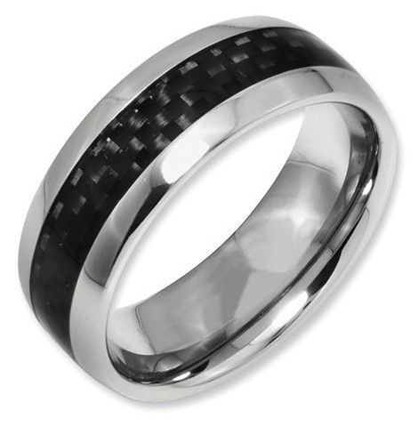 Century Titanium Wedding Band Mens Titanium Wedding Rings Mens Wedding Bands Black Titanium