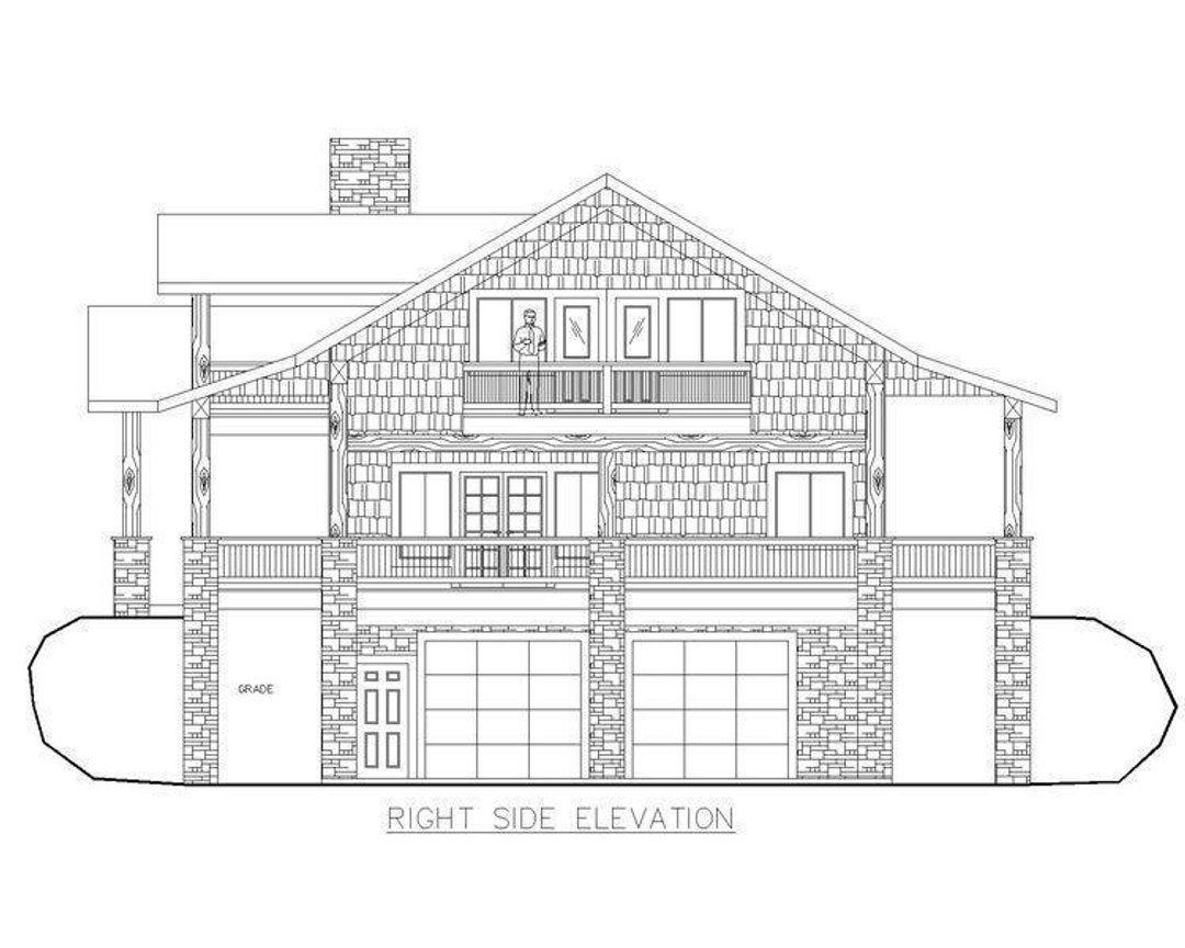Hpm Home Plans Home Plan 001 2242 House Plans Floor Plans Custom Home Designs
