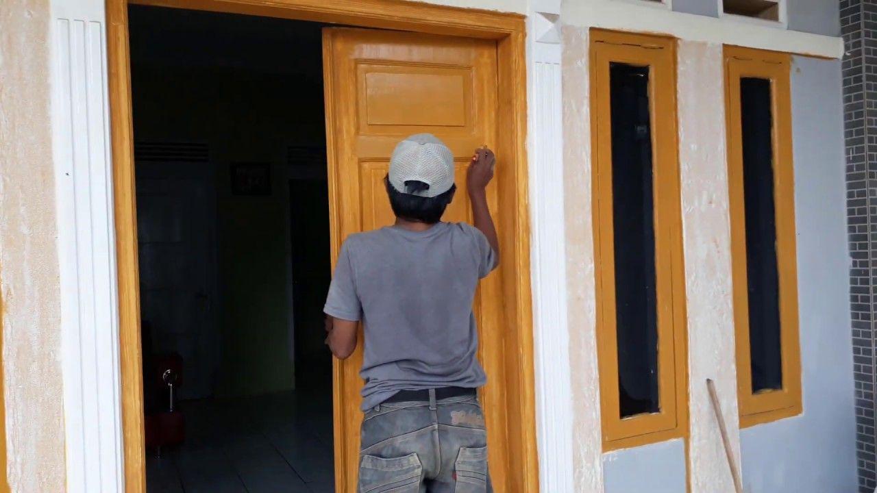 9+ Warna Cat Pintu Kayu Yang Bagus Terbaru - Desain ...