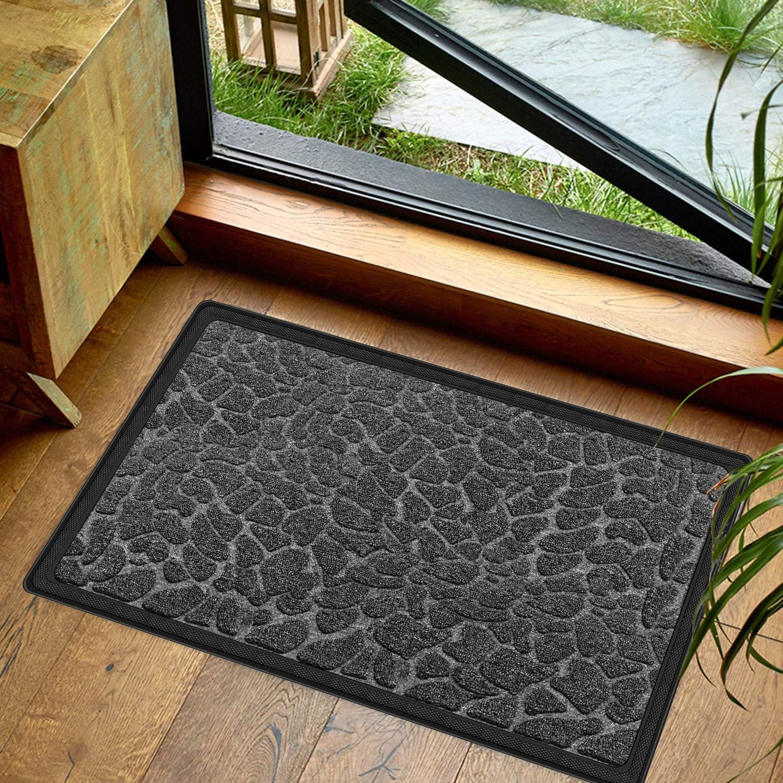 Mdrebel Doormat Read More At The Image Link It Is An Affiliate Link To Amazon In 2020 Outdoor Mat Natural Door Mats Easy Clean Rug