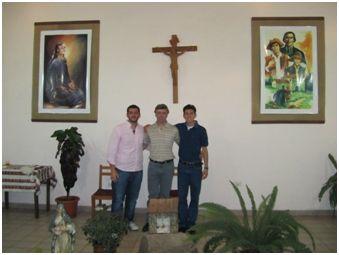 """Noviciado Interprovincial """"Marcelino Champagnat"""" de la ciudad de Cochabamba, Bolivia"""