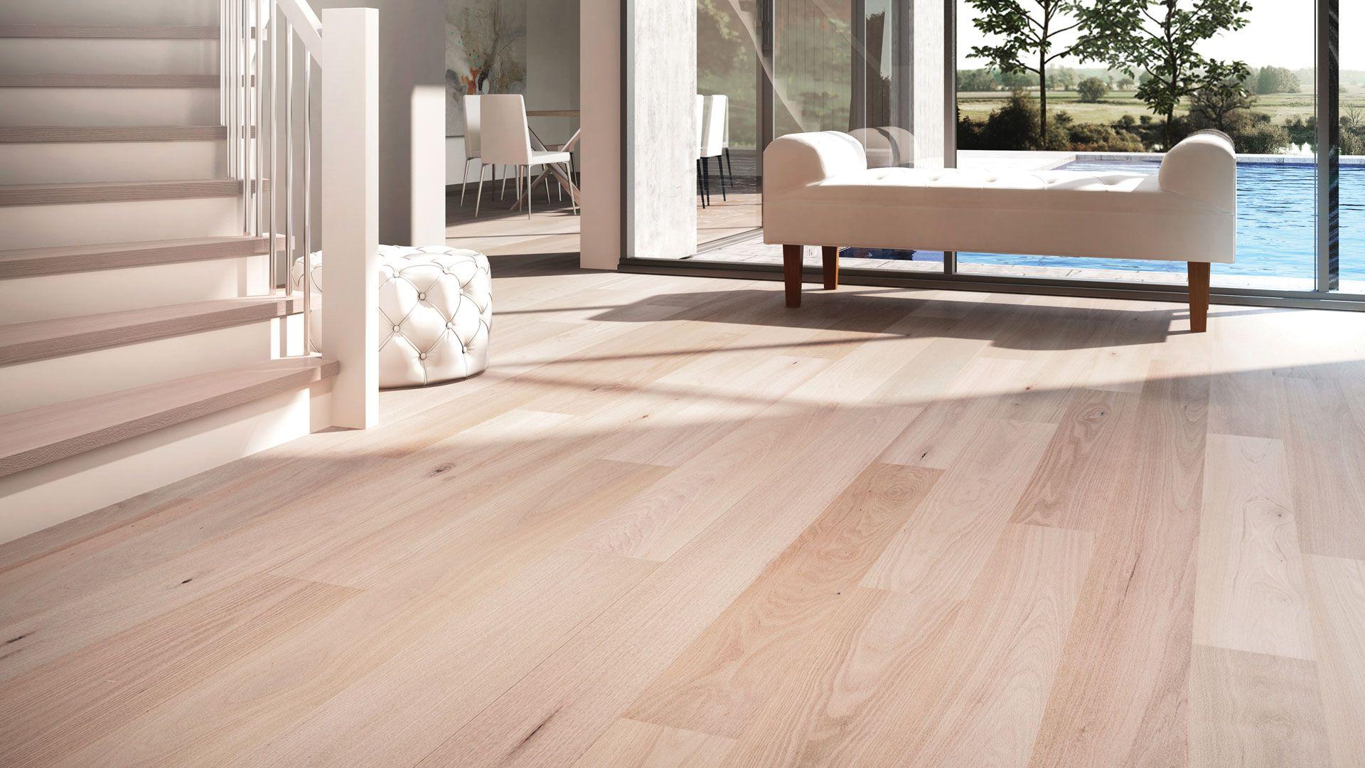 Latest 3 Hardwood Flooring Trends | Hall, Entry hall and Light ...