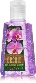 Amazon Rainforest Orchid Pocketbac Sanitizing Hand Gel Soap