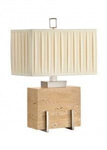 Tommy Bahama | Stone Block lamp