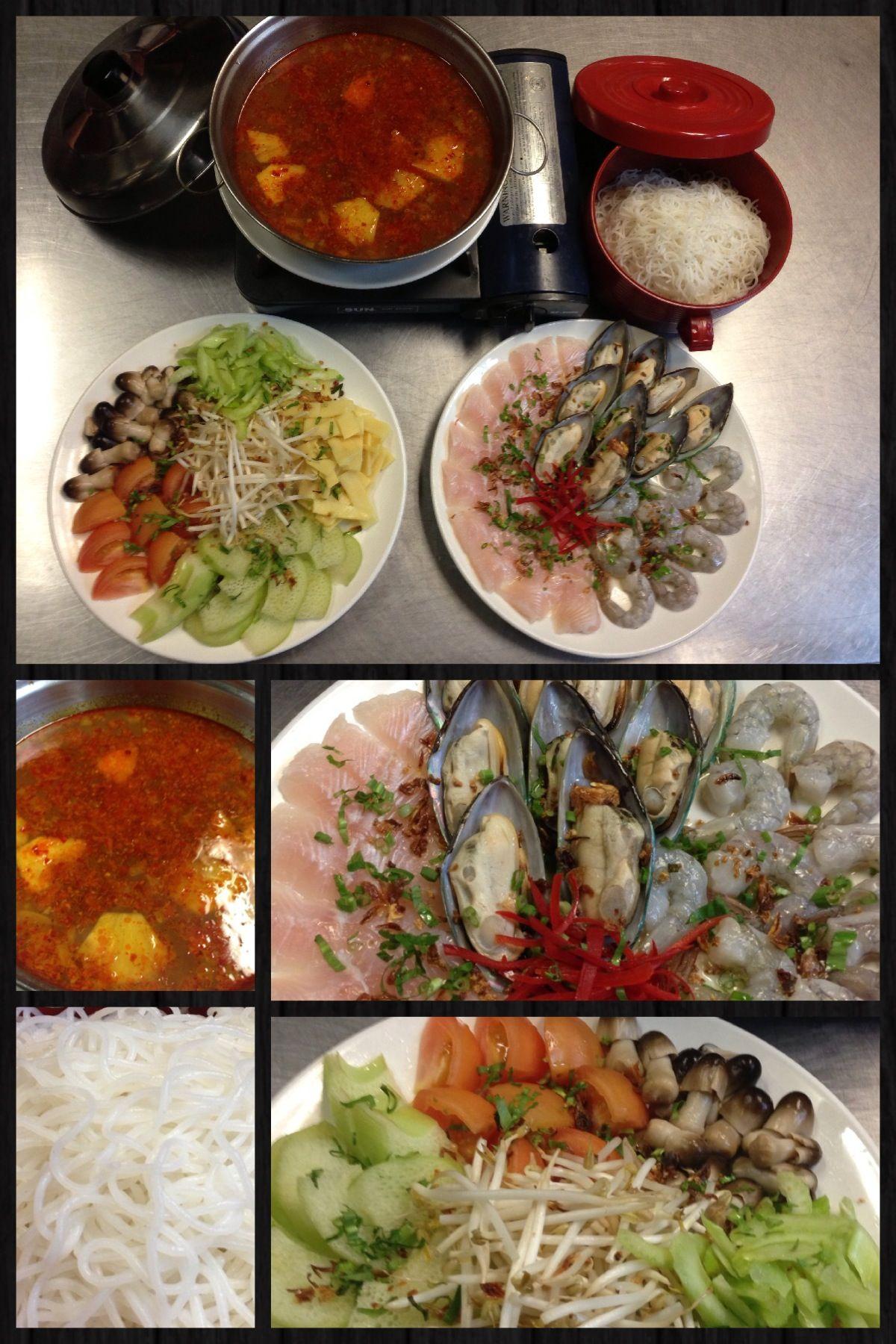 Pho And Sushi