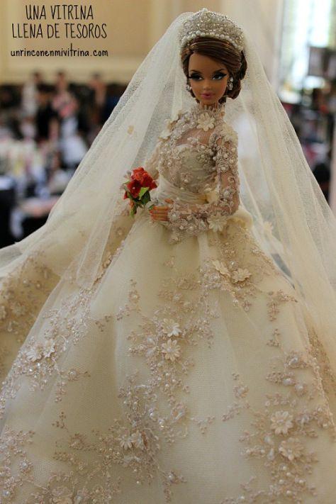 Barbie Wedding Dress.Barbie Bride Img 0668bx 1 4 Barbie Beautiful Brides Barbie