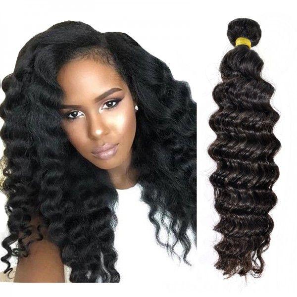 Best quality 6a brazilian human virgin hair weave deep wave best quality 6a brazilian human virgin hair weave deep wave pattern wdsd0025 pmusecretfo Image collections