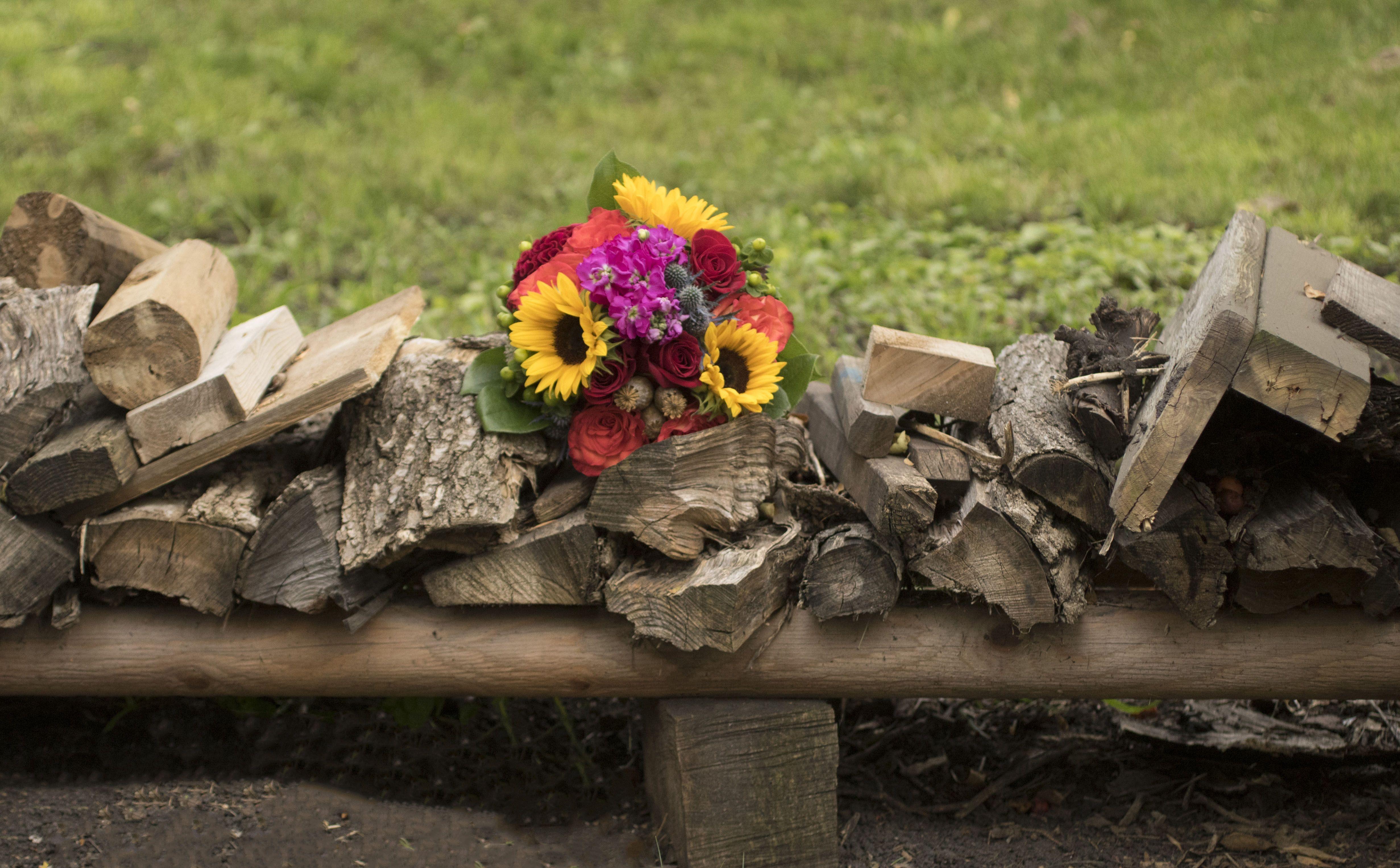 #wedding #fall #bouquet