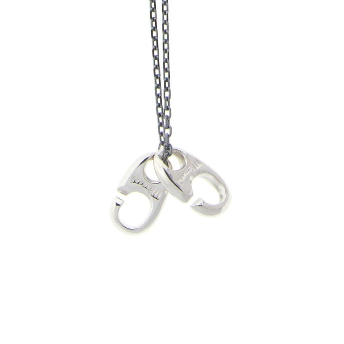 Mini-Brummel Necklace Sterling - Necklaces