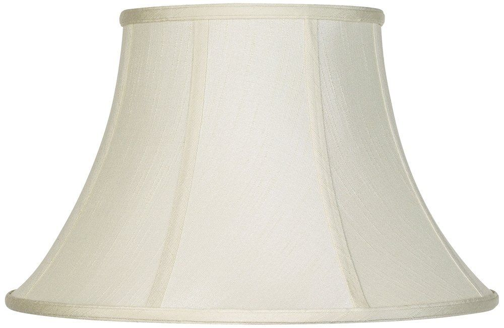 Bell Lamp Shade Fascinating Imperial Collection Creme Bell Lamp Shade 9X17X11 Spider  You Design Inspiration