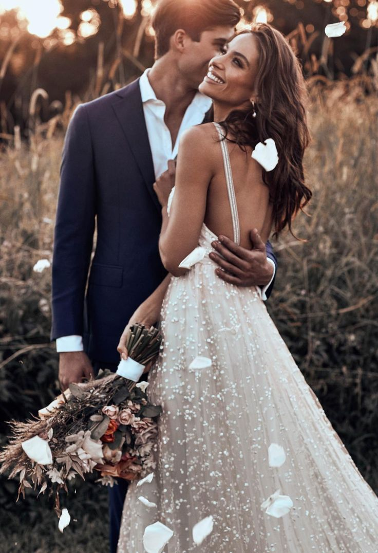 Menha – Wedding Dress | Grace Loves Lace