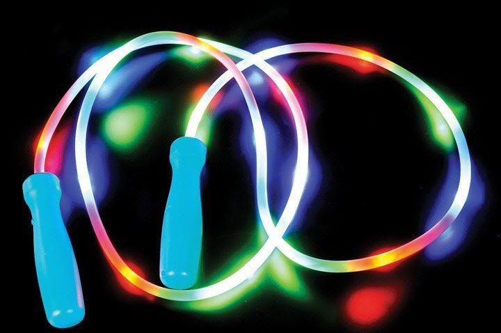 Led light up skipping rope seriously its after dark and the led light up skipping rope seriously its after dark and aloadofball Choice Image
