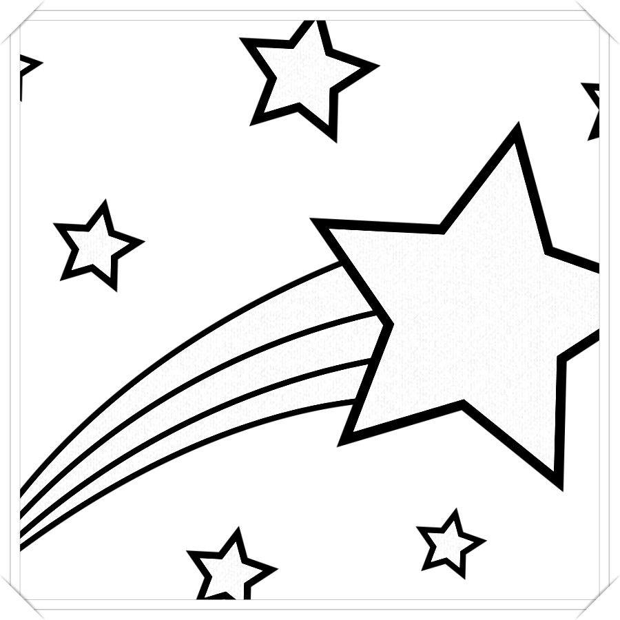 Pin En Dibujos De Estrellas