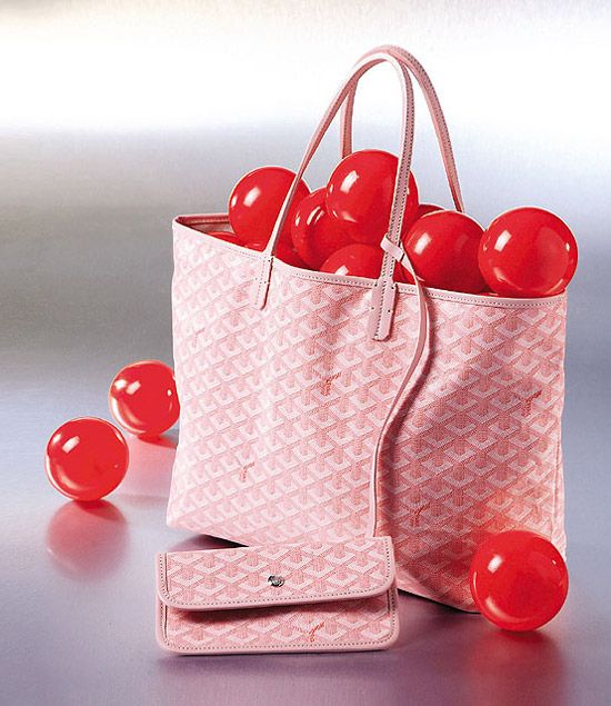 What I Would Give For The Discontinued Pink Goyard Tote Bag - Commercial invoice template excel free download goyard online store
