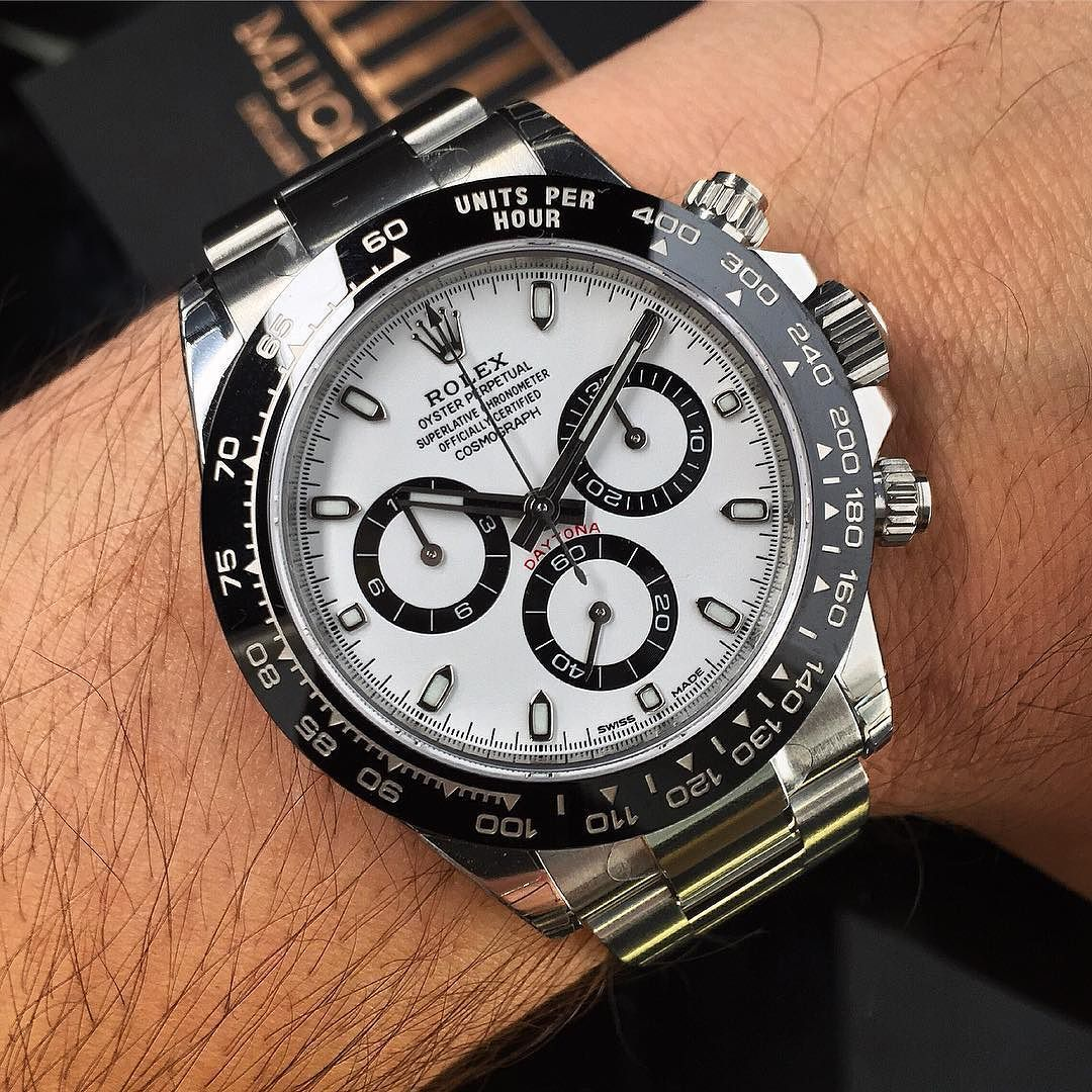 11e5e94a061 The 2016  Ceramic  Rolex  Daytona In and out for a  VIP client! Enquire on  WhatsApp 44 7921 338836 Finance Available