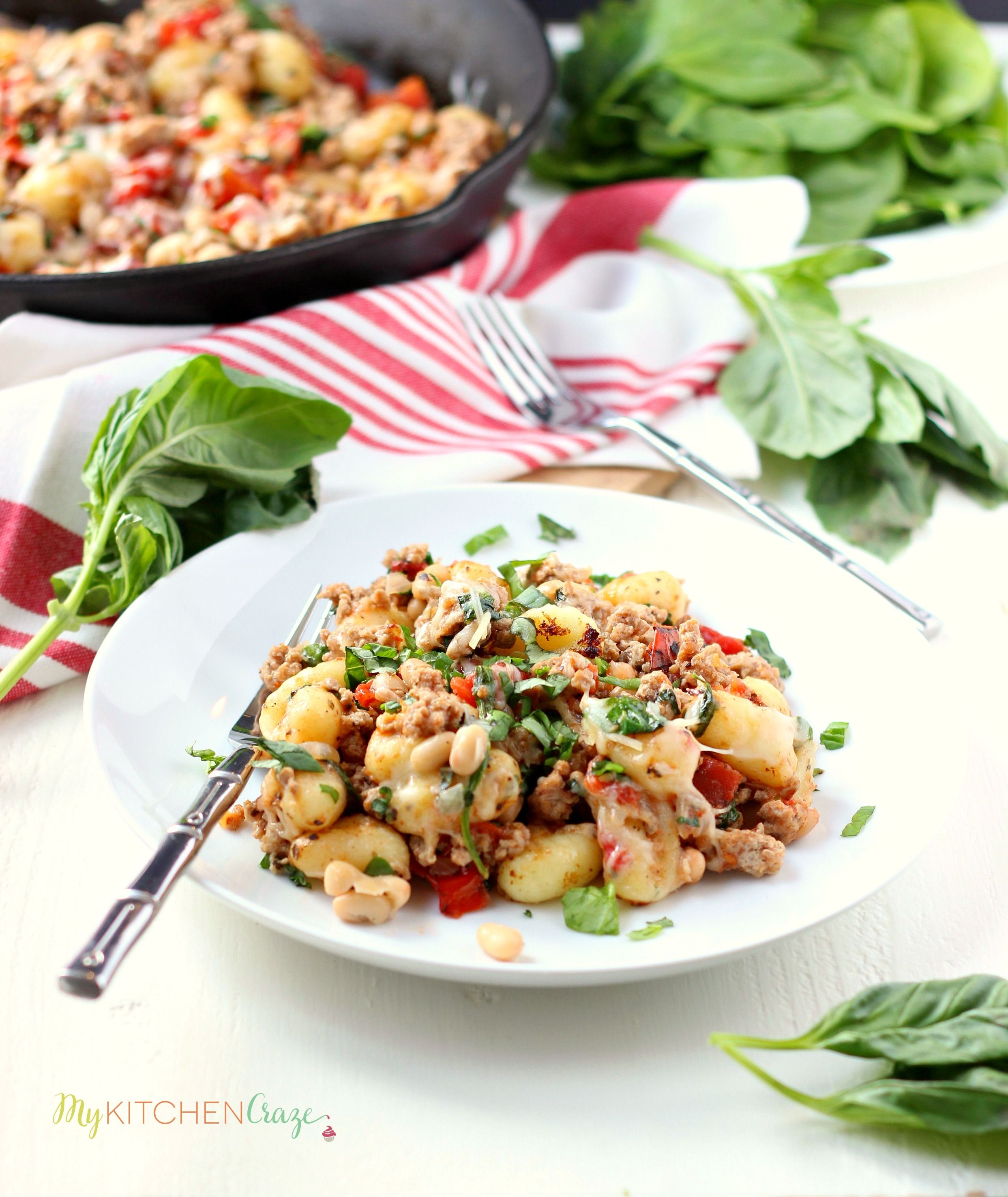 Gnocchi With White Beans Recipe: Gnocchi With Turkey And White Beans Is A No Fuss Recipe