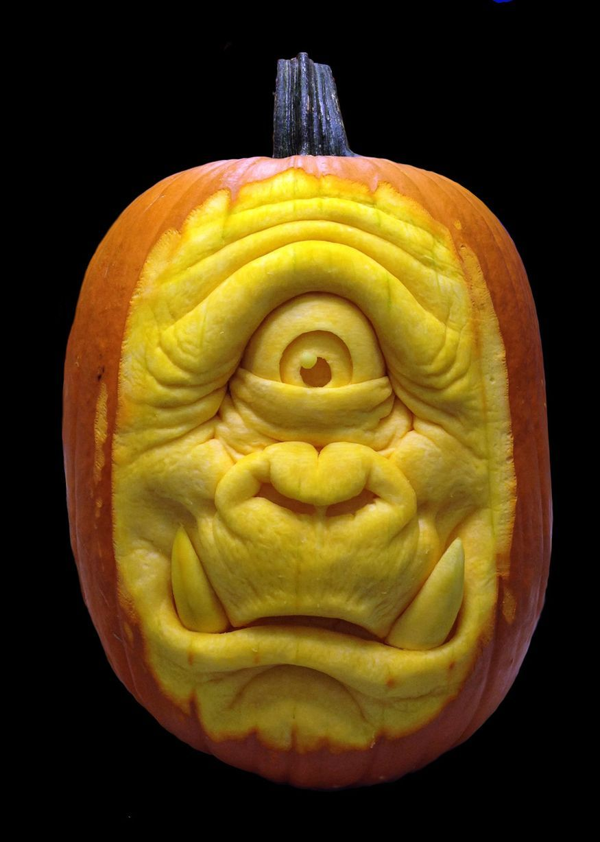 Halloween pumpkin designs that send a shiver down your spine