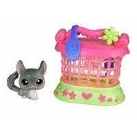Littlest Pet Shop Pets on the Go Chinchilla with Hutch by Hasbro. $24.22. Welcome these new friends into your very own LITTLEST PET SHOP, where all your pet-lovin' dreams come true!