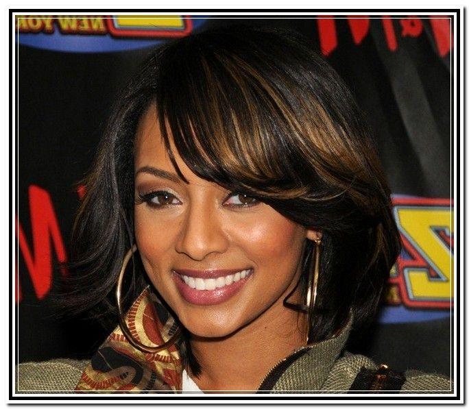 Medium Hairstyles For Black Women top 25 best short black hairstyles ideas on pinterest african american short hairstyles black women short hairstyles and black hair cuts Medium Hairstyles For Black Women Hairstyliciouscom 19