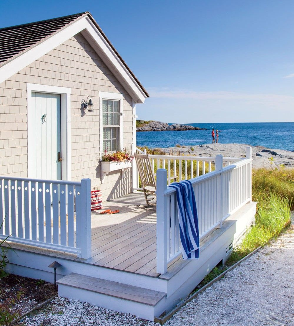 Best Beachside Lodging In New England