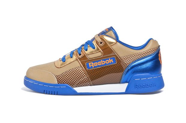 d67bcf50a5d430 Reebok limited edition. Inspired by the Singaporean (yay!) Tiger Beer  design.