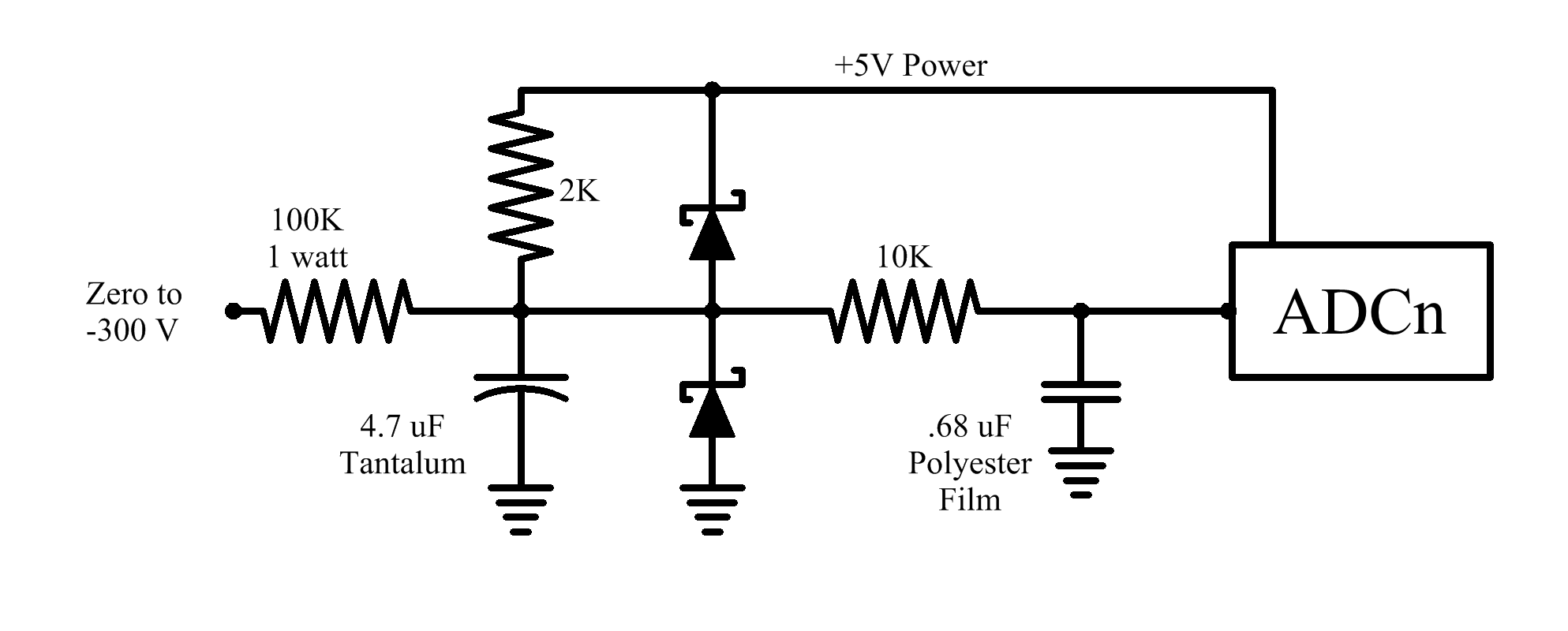 this is a simple voltage divider circuit