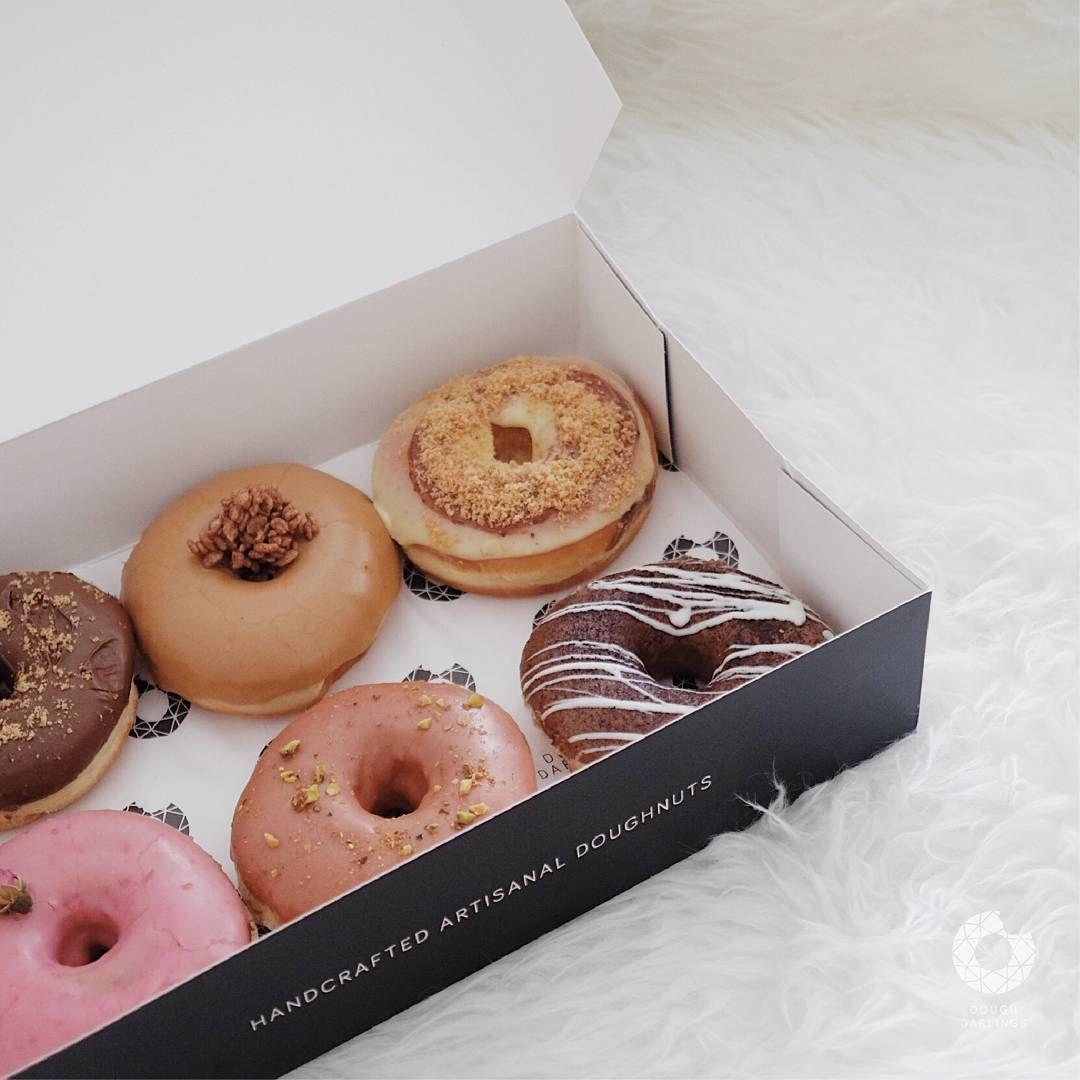 Dough Darlings Artisan Donuts Now Available In Seminyak Bali Food Food Photography Street Food