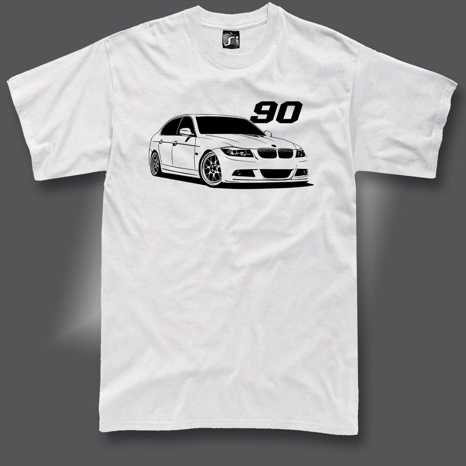 T Shirt For Bmw E90 Fans M3 330i 325i 328i 335i S 5xl Shirts T Shirt Bmw
