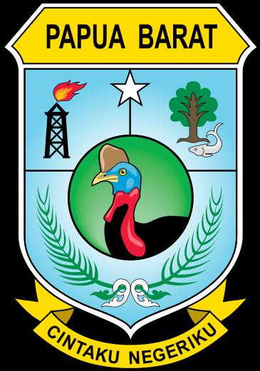 Papua Barat Lambang Negara Indonesia Kota