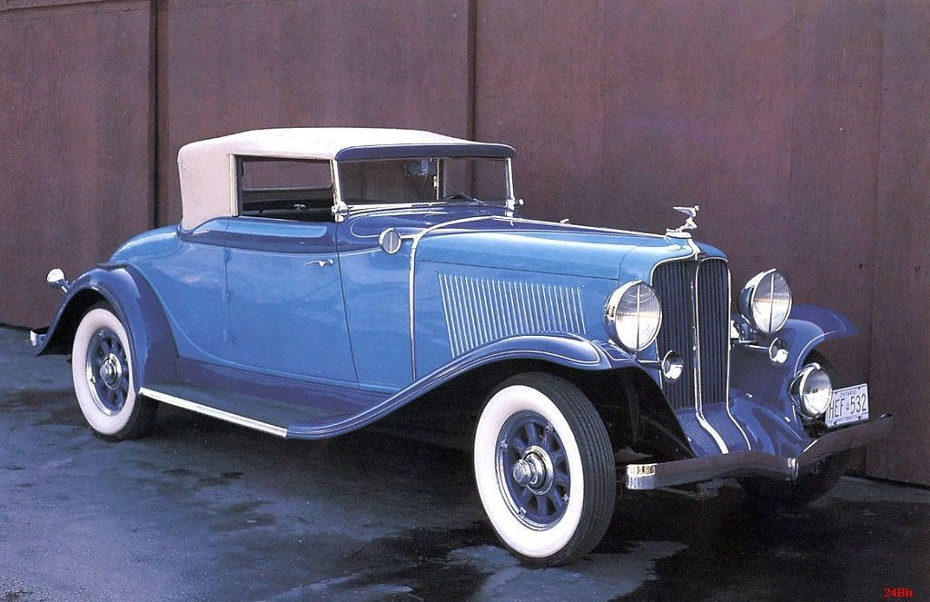 1932 Auburn Eight ★。☆。JpM ENTERTAINMENT ☆。★。..Brought To