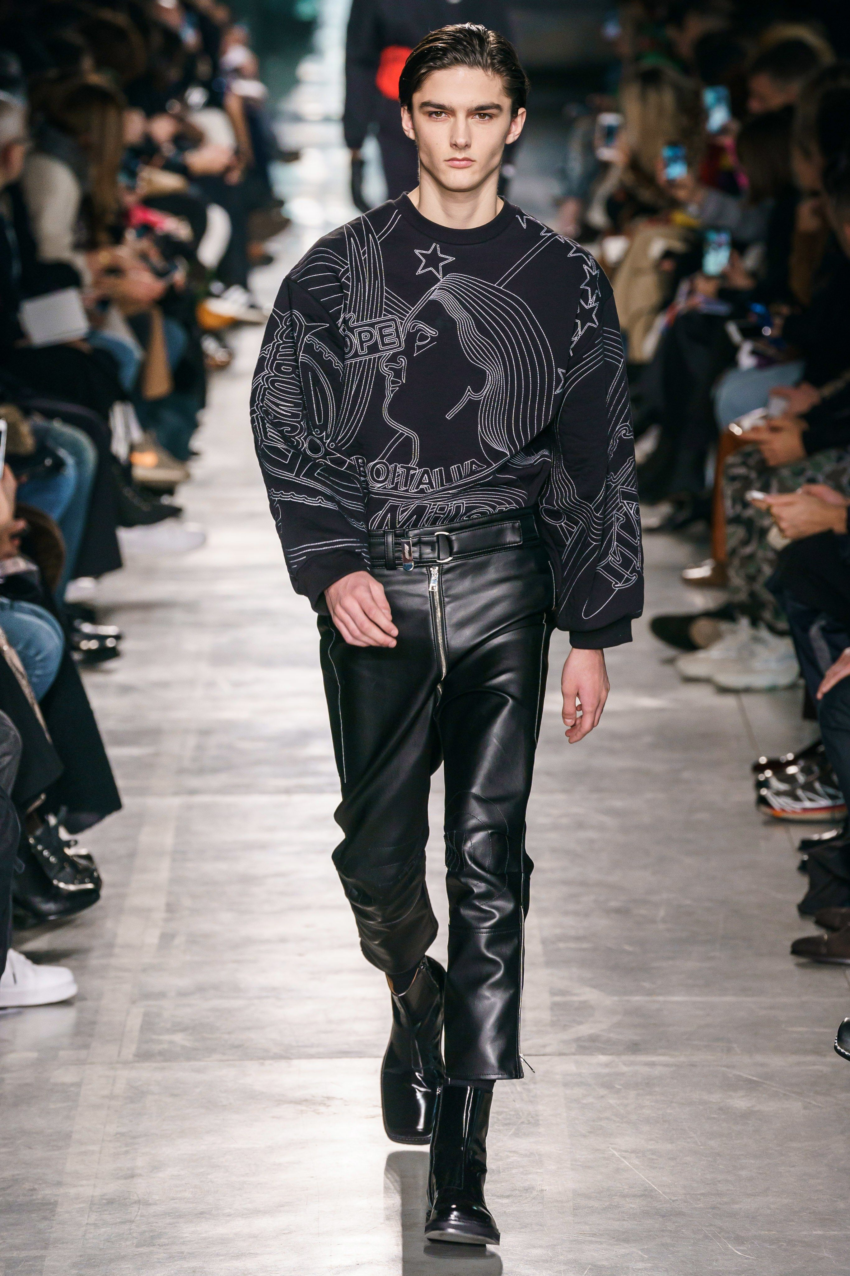 ac22f807cc MSGM PreFall 2019 Fashion Show Collection See the complete MSGM