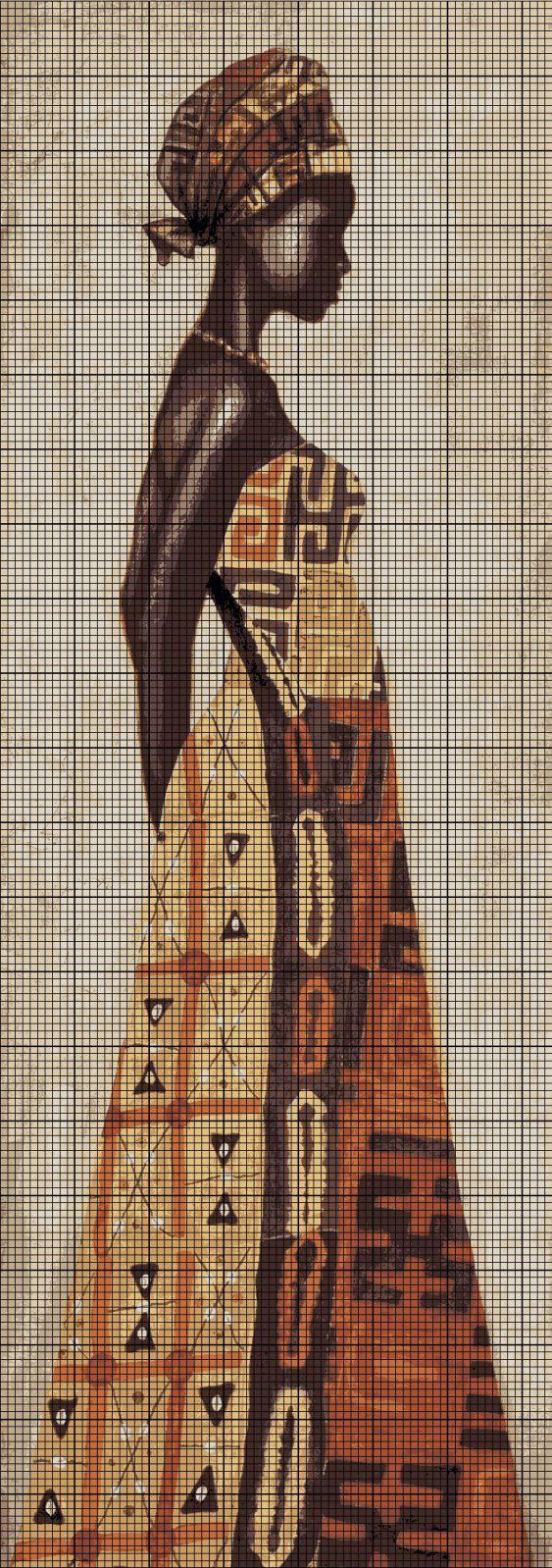 El color es bello | sol | Pinterest | Mujeres africanas, Africanos y ...
